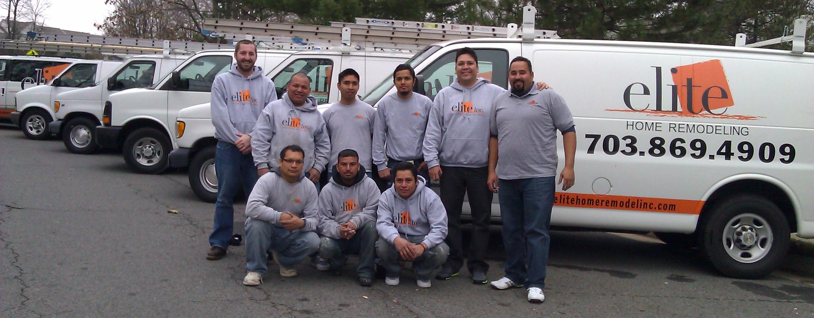 Elite Home Remodeling Team