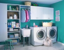 Elite Home Remodeling Laundry Room