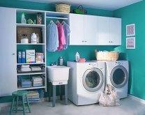 Elite Home Remodeling Laundry Room